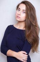 Na fotografii Aleksandra hostessa