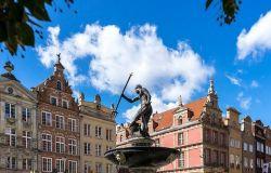 Pomnik Posejdona w Gdańsku